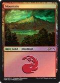 《山/Mountain》FOIL【JPN】[PRM土地S]