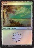 《平地/Plains》FOIL【JPN】[PRM土地S]