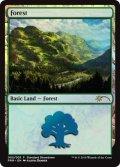 《森/Forest》FOIL【ENG】[PRM土地S]