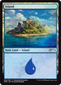 《島/Island》FOIL【ENG】[PRM土地S]