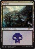《沼/Swamp》FOIL【ENG】[PRM土地S]