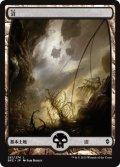 《沼/Swamp》FOIL【JPN】[BFZ土地C](261)