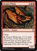 《チビ・ドラゴン/Dragon Whelp》【ENG】[CMA赤U]