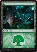 《森/Forest》【JPN】[GK1土地]
