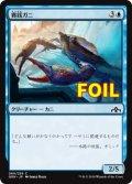 《賽銭ガニ/Wishcoin Crab》FOIL【JPN】[GRN青C]