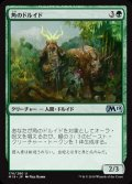 《角のドルイド/Druid of Horns》【JPN】[M19緑U]