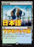 《神秘の神殿/Temple of Mystery》【JPN】[---土地R]