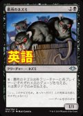 《墓所のネズミ/Crypt Rats》【ENG】[MH1黒U]