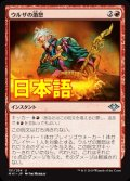 《ウルザの激怒/Urza's Rage》【JPN】[MH1赤U]