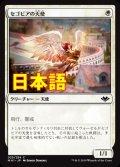 《セゴビアの天使/Segovian Angel》【JPN】[MH1白C]