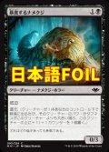 《暴食するナメクジ/Gluttonous Slug》FOIL【JPN】[MH1黒C]