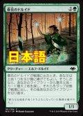 《春花のドルイド/Springbloom Druid》【JPN】[MH1緑C]