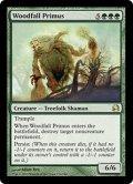 《森滅ぼしの最長老/Woodfall Primus》【ENG】[MMA緑R]