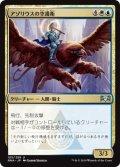 《アゾリウスの空護衛/Azorius Skyguard》【JPN】[RNA金U]