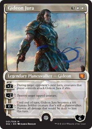 画像1: 《ギデオン・ジュラ/Gideon Jura》【ENG】[SS2白R]