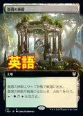 《豊潤の神殿/Temple of Plenty》【ENG】[S--土地R]