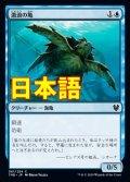 《激浪の亀/Riptide Turtle》【JPN】[THB青C]