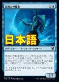 《高波の神秘家/Towering-Wave Mystic》【JPN】[THB青C]