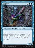 《大嵐呼び/Tempest Caller》【JPN】[XLN青U]