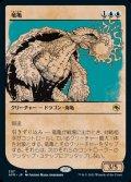 《竜亀/Dragon Turtle(307)》【JPN】[AFR青R]