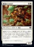 《練達のスカルド/Master Skald(019)》【JPN】[KHM白C]