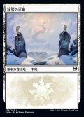 《冠雪の平地/Snow-Covered Plains(276)》【JPN】[KHM土地L]