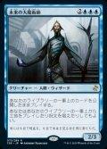 《未来の大魔術師/Magus of the Future(075)》【JPN】[TSR青R]