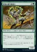 《原初の腕力魔道士/Primal Forcemage(225)》【JPN】[TSR緑U]