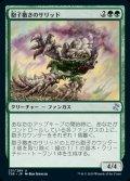《胞子撒きのサリッド/Sporesower Thallid(231)》【JPN】[TSR緑U]